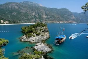 Rejsy statkiem Bodrum w Turcji