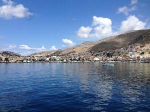 Wyspa Kalimnos w Grecji
